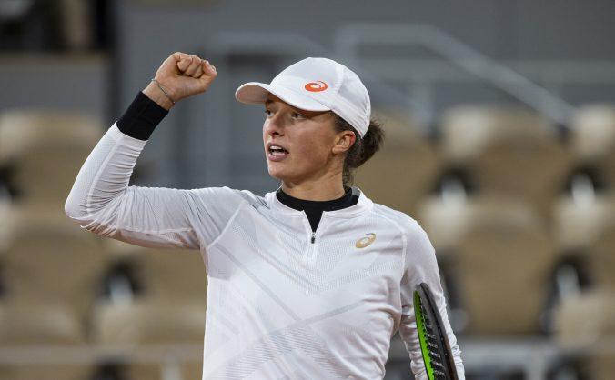 Unheralded Swiatek and Podoroska in tennis dreamland in Paris