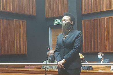 Graft accused top cop gets bail of R20k