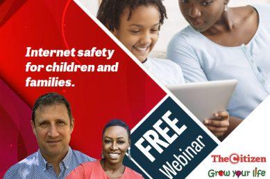 FREE webinar: Internet safety for children & families