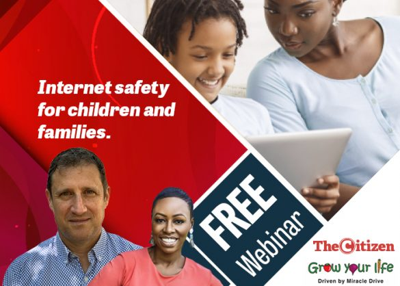 FREE webinar: Internet safety for children & families