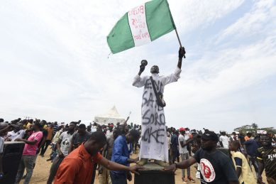 Curfew declared in Nigeria's Orlu after clashes