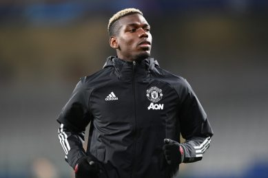 Four years on, Pogba still struggling to fit in at Man Utd