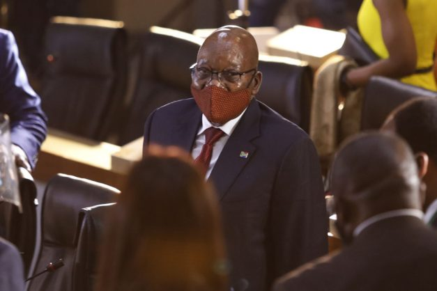 Zondo commission to ask ConCourt to jail Zuma for contempt
