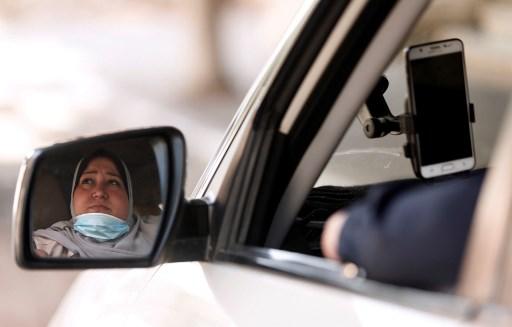 Meet Nayla Abu Jubbah – Gaza's first woman taxi driver