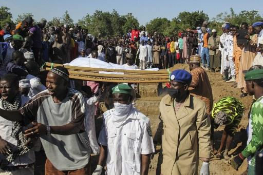 Death toll in Niger village massacre rises to 105