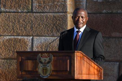 DA turns to Mabuza for Parliament to reconvene