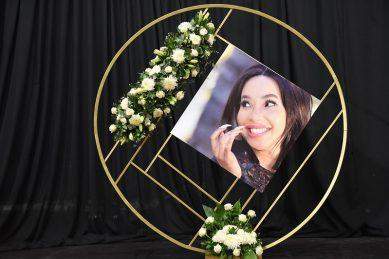 IN PICS: Inside Mshoza's memorial service
