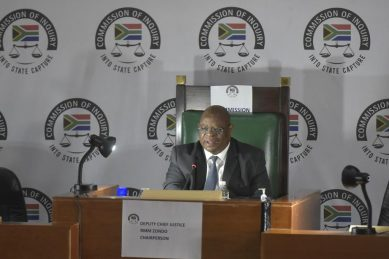 WATCH: State Capture Commission resumes in 2021 with Alexkor evidence
