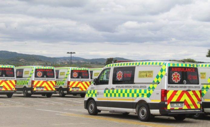 Mpumalanga spends R35 million on new ambulances