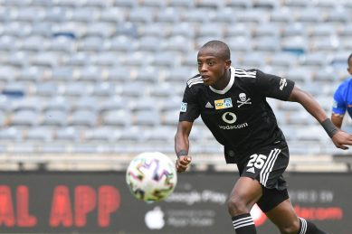 Pirates coach happy with Lepasa but still wants more