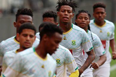 Zungu named in Bafana starting line-up for Sao Tome tie