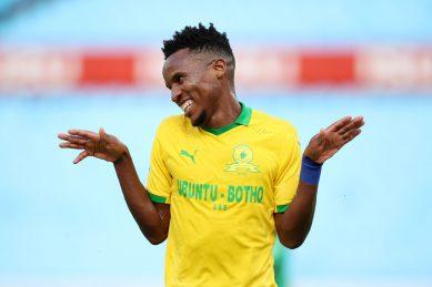 Zwane hat-trick inspires Sundowns win in seven goal thriller against AmaZulu