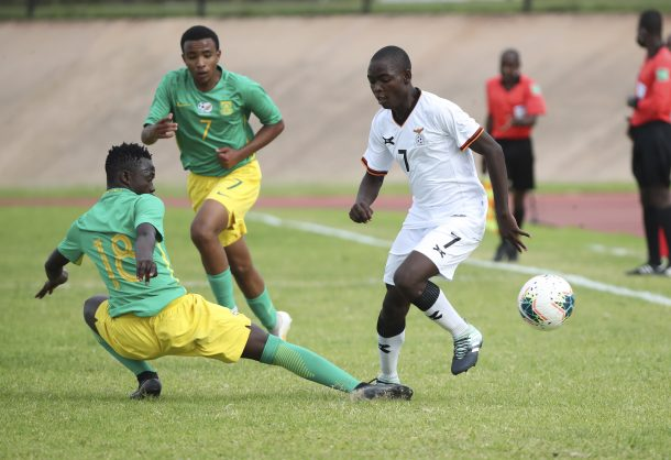 Amajimbos qualify for Under-17 Afcon despite Zambia loss
