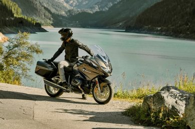 BMW raises the bar with new R 1250 RT