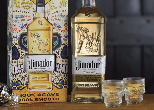WIN with el JIMADOR 100% tequila!