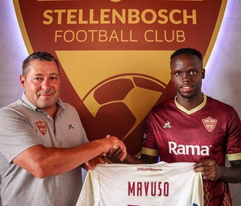 Stellenbosch make Sundowns youngster their eighth signing
