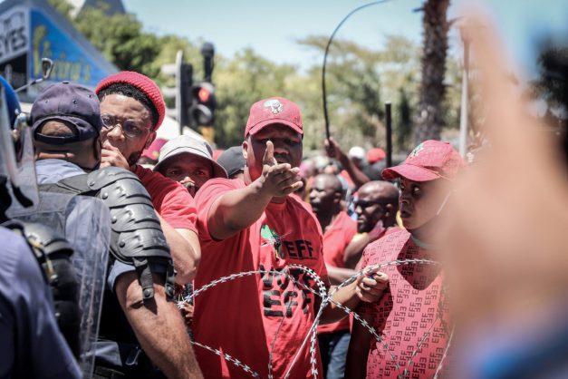 Court again postpones Brackenfell school's EFF protest interdict bid