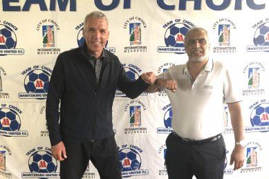 Ex-Chiefs coach Middendorp rejoins Maritzburg United