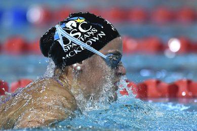 Aussie McKeown breaks 200m short-course backstroke world record