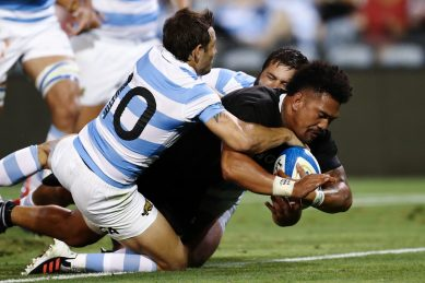 All Blacks restore some pride with crushing win over Pumas