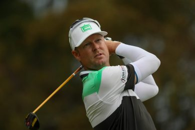 Blaauw's 63 puts him in position to get the 'job done' at Joburg Open