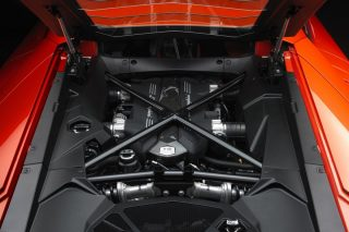 Lamborghini Aventador replacement will have an electrified normally aspirated V12 - The Citizen