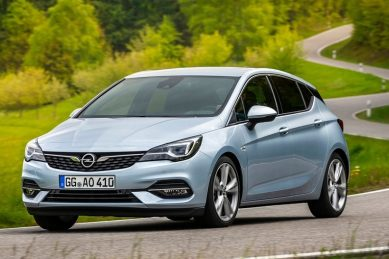 All-new Opel Astra coming next year with Mokka-inspired styling