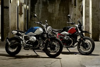 The wait for new BMW R nineT almost over