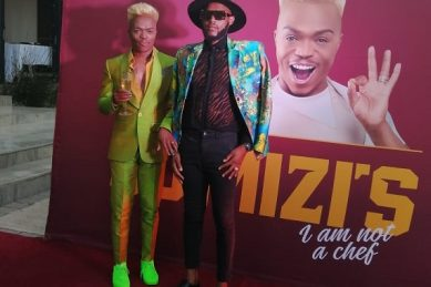 'I don't work at a bank'- Somizi on people talking about his private life (video)