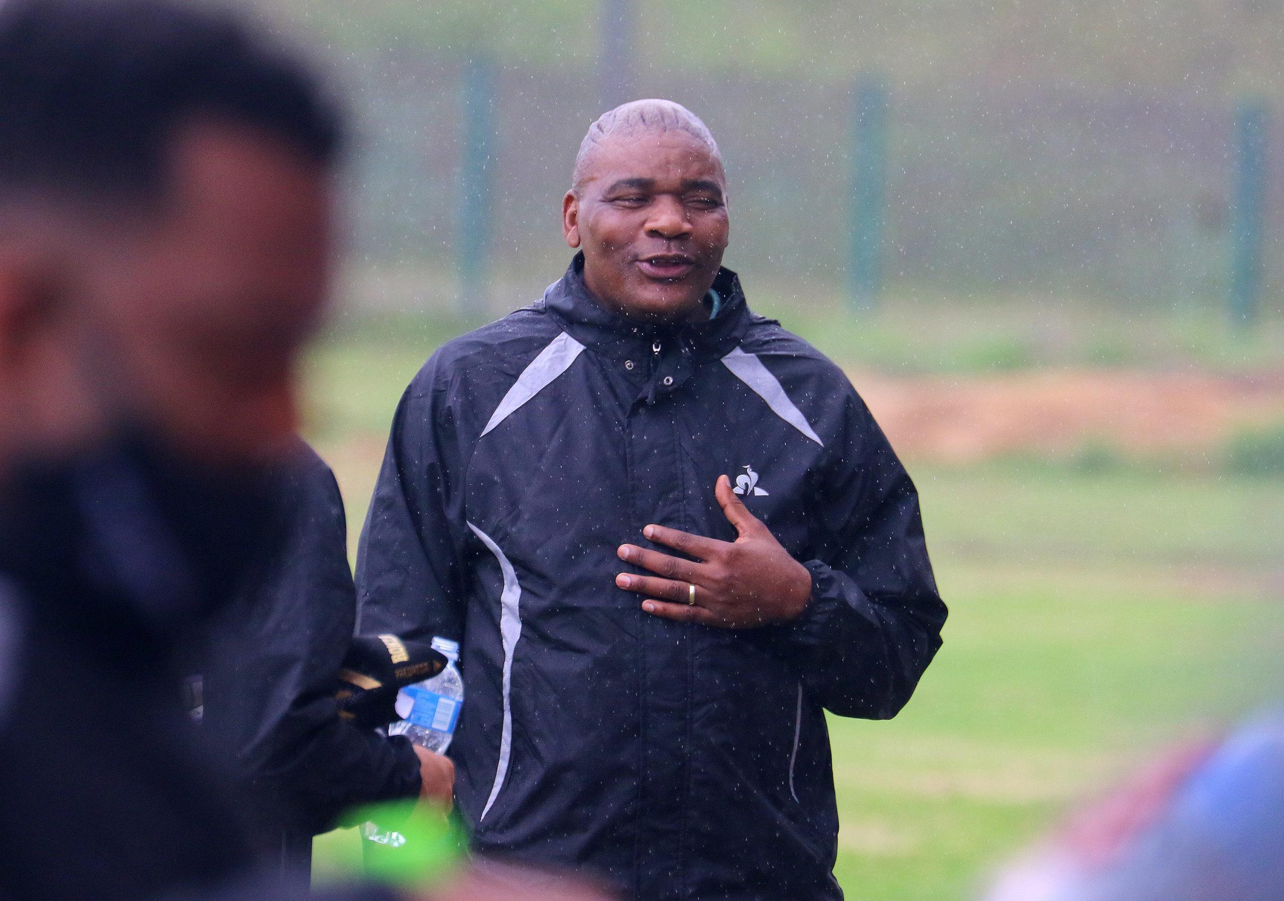 GALLERY: Bafana Bafana training session