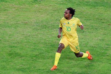 Tau, Ntseki praise Bafana perseverance after Sao Tome victory