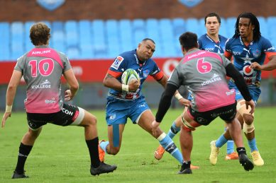 Bulls centre Hendricks tries to keep the emotion out of the North-South derby