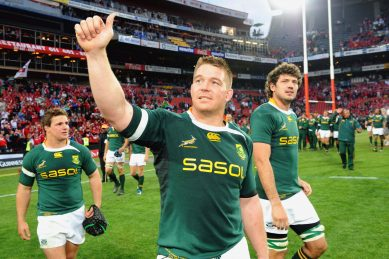 Boks need hard games to prepare for Lions battle, says John Smit