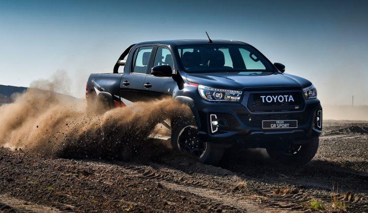 GR Sport fettled Toyota Hilux set for return next year