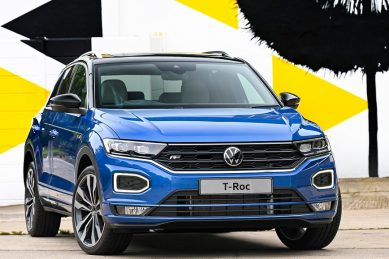 All you need to know about the Volkswagen T-Roc
