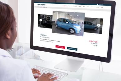 motus.cars makes buying a car as easy as a 'click'…