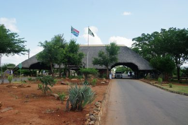 Kruger's Malelane gate closed amid planned EFF protest action
