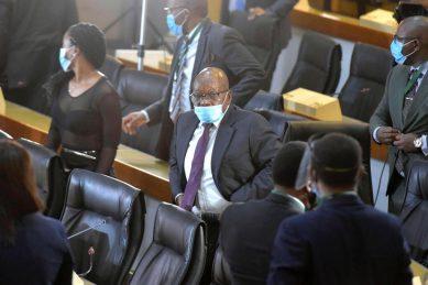 Zuma may come up trumps