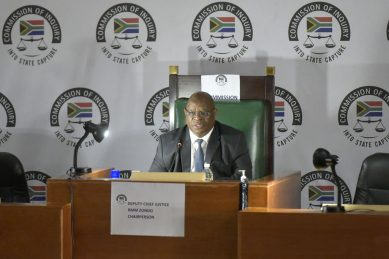 Zondo does the right thing – unlike JZ