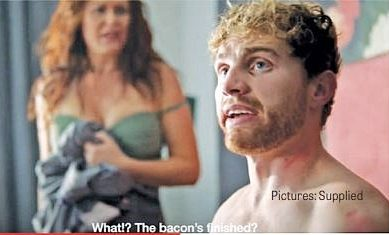 Orchids and Onions – Eskort ad brings home the bacon