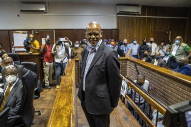 Magashule declines to comment on Cosatu's call for him to step aside