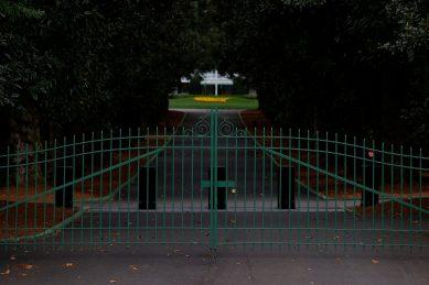 Gates at Augusta National