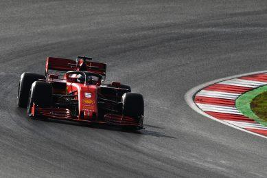 Vettel evokes Amelia Earhart and diversity in new 'rainbow' helmet