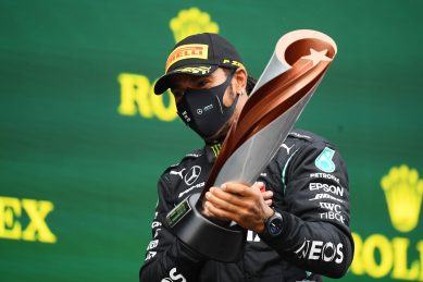 Lewis Hamilton: The world champion some find hard to like
