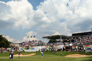 No spectators for Joburg Open, but still plenty on offer for fans at Randpark