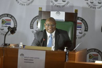 Zuma not accusing Zondo of bias, but some comments 'crossed the line'