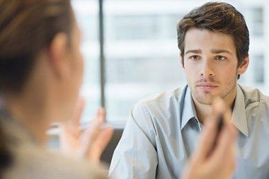 Women talk, men don't listen