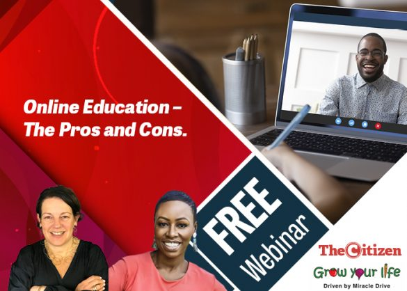 FREE webinar: Online education – the pros & cons