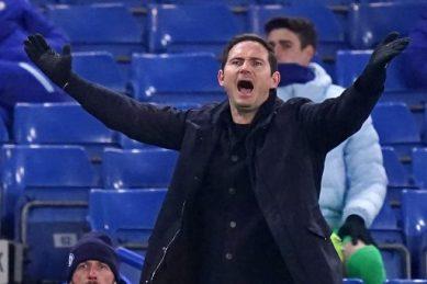 'I'm a fighter' insists under pressure Lampard