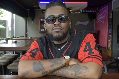Bigstar Johnson: Taking the rap and getting closer to God